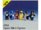 Set No: 6703  Name: Space Mini-Figures