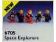 Set No: 6705  Name: Space Explorers