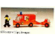 Set No: 672  Name: Fire Engine