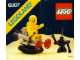 Set No: 6807  Name: Space Sledge with Astronaut and Robot