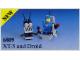 Set No: 6809  Name: XT-5 and Droid
