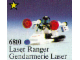 Set No: 6810  Name: Laser Ranger