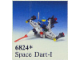 Set No: 6824  Name: Space Dart I