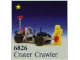 Set No: 6826  Name: Crater Crawler