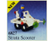 Set No: 6827  Name: Strata Scooter