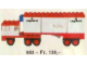 Set No: 683  Name: Articulated Lorry