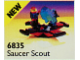 Set No: 6835  Name: Saucer Scout