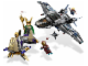 Set No: 6869  Name: Quinjet Aerial Battle