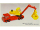 Set No: 689  Name: Truck & Shovel