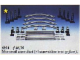 Set No: 6921  Name: Monorail Accessory Track