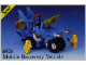 Set No: 6926  Name: Mobile Recovery Vehicle