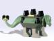 Set No: 7000  Name: Baby Ankylosaurus