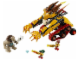 Set No: 70144  Name: Laval's Fire Lion