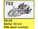 Set No: 702  Name: Motor Wires