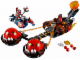 Set No: 70314  Name: Beast Master's Chaos Chariot