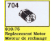 Set No: 704  Name: Replacement Motor
