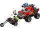 Set No: 70421  Name: El Fuego's Stunt Truck