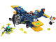 Set No: 70429  Name: El Fuego's Stunt Plane