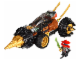 Set No: 70502  Name: Cole's Earth Driller