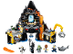 Set No: 70631  Name: Garmadon's Volcano Lair