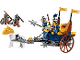Set No: 7078  Name: King's Battle Chariot