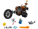 Set No: 70834  Name: MetalBeard's Heavy Metal Motor Trike!
