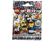 Set No: 71000  Name: Minifigure, Series 9 (Complete Random Set of 1 Minifigure)