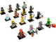 Set No: 71002  Name: Minifigure, Series 11 (Complete Series of 16 Complete Minifigure Sets)