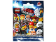 Set No: 71004  Name: Minifigure, The LEGO Movie (Complete Random Set of 1 Minifigure)
