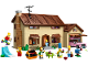 Set No: 71006  Name: The Simpsons House