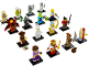 Set No: 71008  Name: Minifigure, Series 13 (Complete Series of 16 Complete Minifigure Sets)