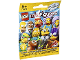 Set No: 71009  Name: Minifigure, The Simpsons, Series 2 (Complete Random Set of 1 Minifigure)