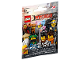 Set No: 71019  Name: Minifigure, The LEGO Ninjago Movie (Complete Random Set of 1 Minifigure)