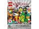 Set No: 71027  Name: Minifigure, Series 20 (Complete Random Set of 1 Minifigure)