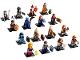 Set No: 71028  Name: Minifigure, Harry Potter, Series 2 (Complete Series of 16 Complete Minifigure Sets)