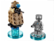 Set No: 71238  Name: Fun Pack - Doctor Who (Cyberman and Dalek)