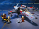 Set No: 7140  Name: X-wing Fighter