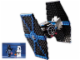 Set No: 7146  Name: TIE Fighter
