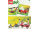 Set No: 715  Name: Basic Building Set