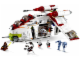 Set No: 7163  Name: Republic Gunship