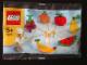 Set No: 7173  Name: Pear - Capespan Promotional polybag