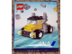 Set No: 7223  Name: Yellow Truck (Box version) - ANA Promotion