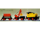 Set No: 724  Name: 12V Diesel Locomotive with Crane and Tipper Wagon