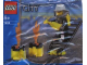 Set No: 7266  Name: Fireman polybag