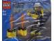 Set No: 7266  Name: Fireman polybag
