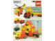 Set No: 740  Name: Basic Building Set