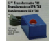 Set No: 741  Name: 12V Transformer for 220V Pack