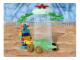 Set No: 7445  Name: Stripy's Flower Cart
