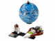 Set No: 75006  Name: Jedi Starfighter & Planet Kamino