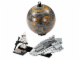 Set No: 75007  Name: Republic Assault Ship & Planet Coruscant